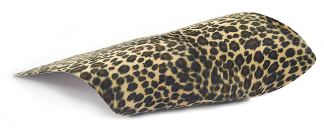 Vinyl Skin Kit for Notebook Safari Leopard Stripes Леопард (PF01-02)