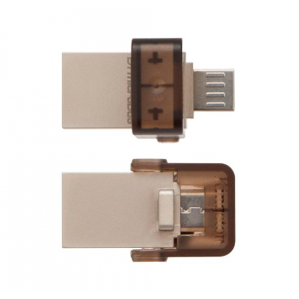 Накопитель USB флешка 32Gb Kingston OTG DataTraveler microDuo USB, microUSB
